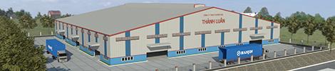 Nhà máy sản xuất tại Hải Phòng